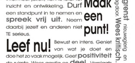 Manifesto Pure Streken
