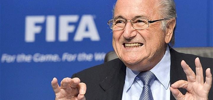 Sepp Blatter Idioten