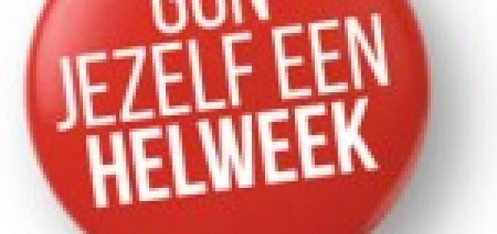 helweek - Pure Streken-gun-jezelf-helweek