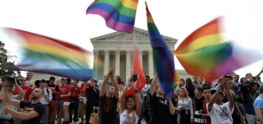 Homohuwelijk VS gelegaliseerd