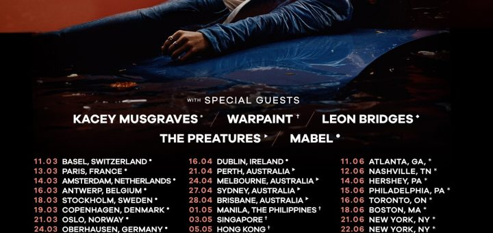 Harry Styles Live on Tour 2018 Amsterdam